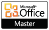 Microsoft Office Specialist Master Logo