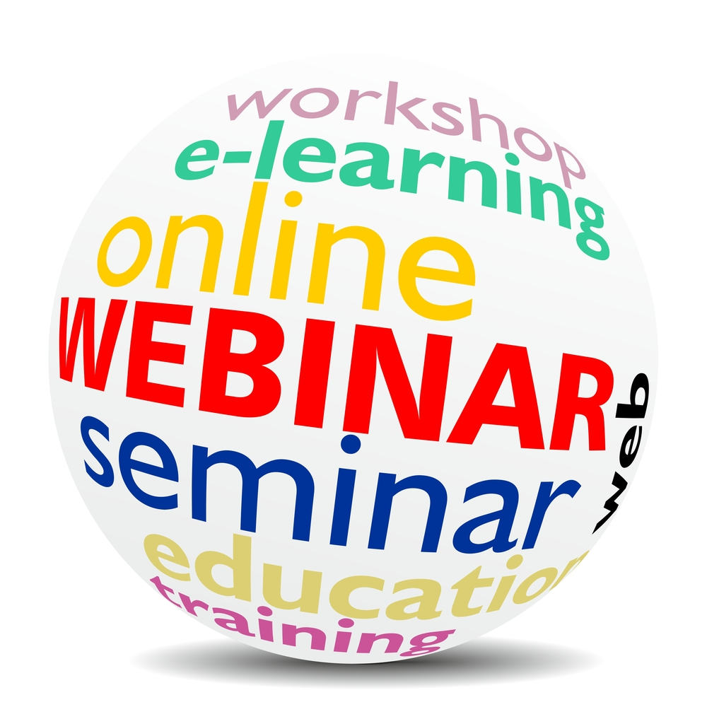 Online Webinar Training Courses and Seminar Sessions